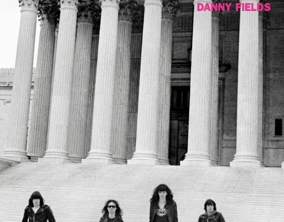 My Ramones. Photography by Danny Fields